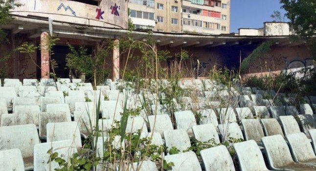Erau, odată, cinematografele din Tulcea administrate de RADEF