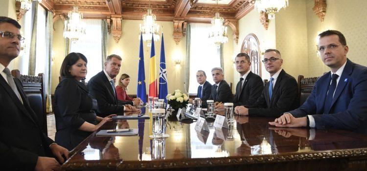 USR la Cotroceni: Proiect de lege în acord cu Comisia de la Veneția și referendum Fără Penali