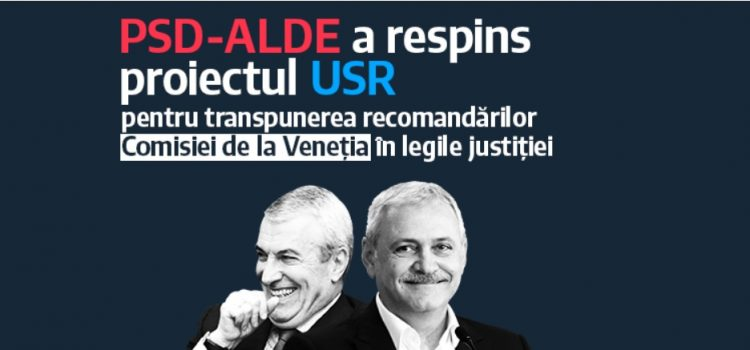 PSD-ALDE face scut în jurul Adinei Florea și ignoră Comisia de la Veneția